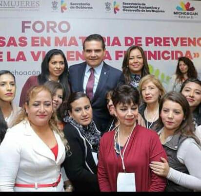 mujeres con saligavbsdc